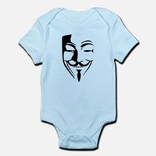 Fawkes Silhouette Infant Bodysuit