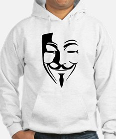Fawkes Silhouette Hoodie