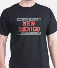 'Girl From New Mexico' T-Shirt