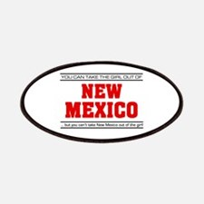 'Girl From New Mexico' Patches