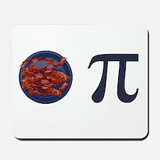 Bacon Pi Pie Mousepad