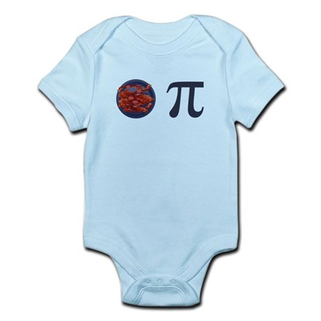 Bacon Pi Pie Infant Bodysuit