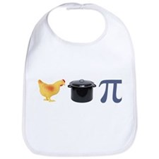 Chicken Pot Pi Pie Bib