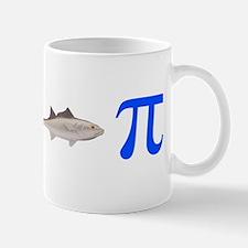 Fish Pi Pie Mug