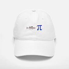 Fish Pi Pie Baseball Baseball Cap