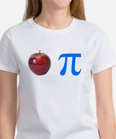 Apple Pi Pie Women's T-Shirt