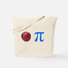 Apple Pi Pie Tote Bag