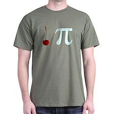 Cherry Pie Pi T-Shirt