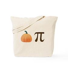 Pumpkin Pi Pie Tote Bag