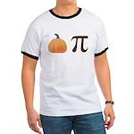 Pumpkin Pi Pie Ringer T