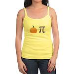 Pumpkin Pi Pie Jr. Spaghetti Tank