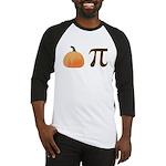 Pumpkin Pi Pie Baseball Jersey