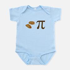 Pecan Pie Pi Infant Bodysuit