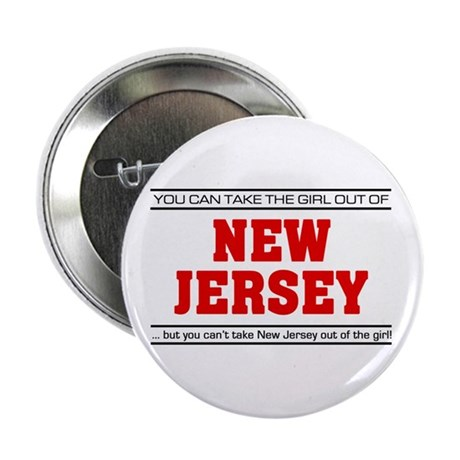 "'Girl From New Jersey' 2.25"" Button"