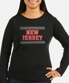 'Girl From New Jersey' T-Shirt