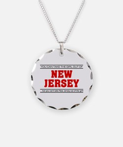 'Girl From New Jersey' Necklace