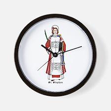 St. Stephen Wall Clock
