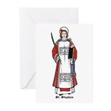 St. Stephen Greeting Cards (Pk of 10)