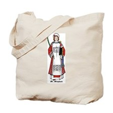 St. Stephen Tote Bag