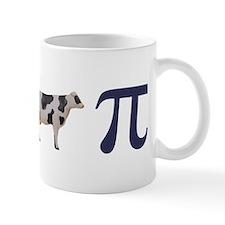 Cow Pie Pi Mug