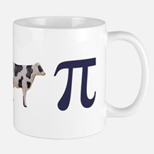 Cow Pie Pi Mug