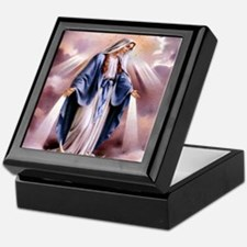 Our Lady Keepsake Box