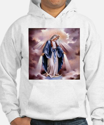 Our Lady Jumper Hoody