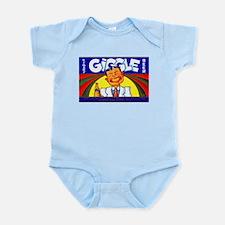 California Beer Label 5 Infant Bodysuit