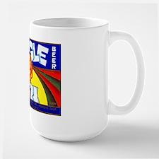 California Beer Label 5 Mug