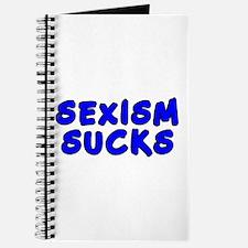 Sexism sucks Journal
