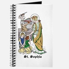 St. Sophia Journal