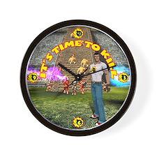 Unique Sam Wall Clock