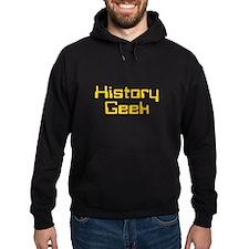 History Geek Hoodie