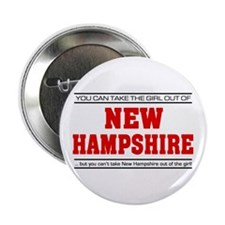 "'Girl From New Hampshire' 2.25"" Button"