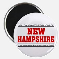 'Girl From New Hampshire' Magnet