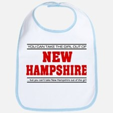 'Girl From New Hampshire' Bib