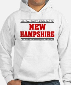 'Girl From New Hampshire' Hoodie