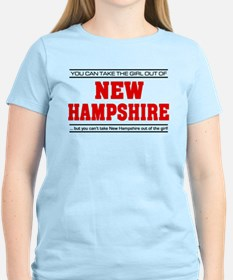 'Girl From New Hampshire' T-Shirt