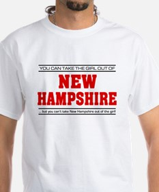 'Girl From New Hampshire' Shirt