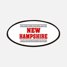 'Girl From New Hampshire' Patches