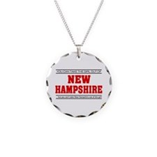 'Girl From New Hampshire' Necklace
