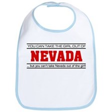 'Girl From Nevada' Bib