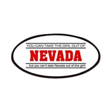 'Girl From Nevada' Patches