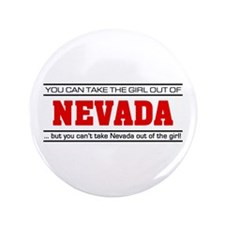 """'Girl From Nevada' 3.5"""" Button"""