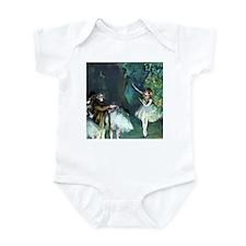 Ballet Rehearsal Infant Creeper