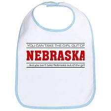 'Girl From Nebraska' Bib