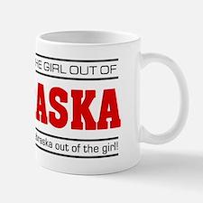 'Girl From Nebraska' Mug