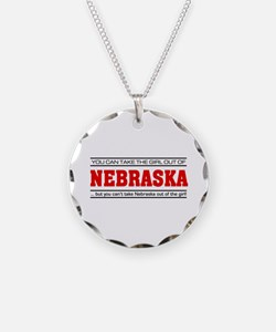 'Girl From Nebraska' Necklace