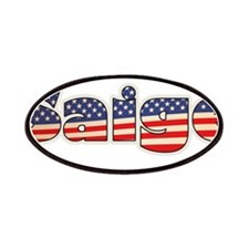 American Saige Patches