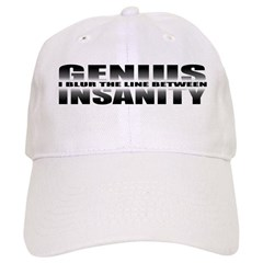 Insane Genius Baseball Cap